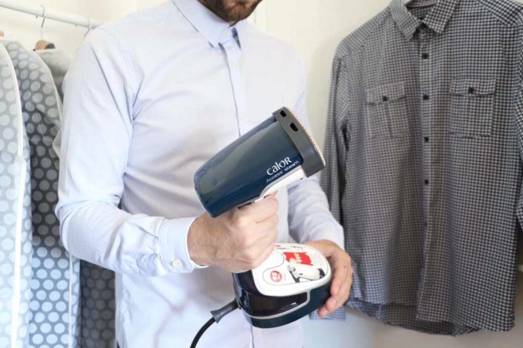 Comment utiliser un defroisseur calor