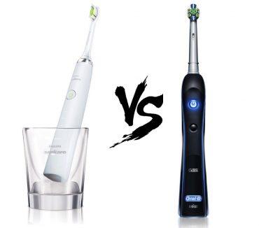 Privilégier les brosses à dents électriques